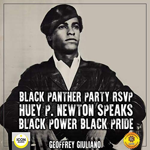 Black Panther Party RSVP cover art
