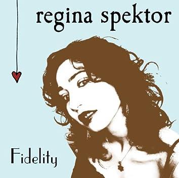 Fidelity (U.K. Maxi Single)
