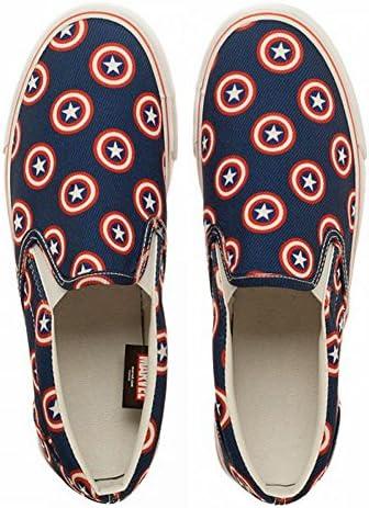 Captain america shoes mens _image0