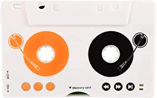 070 MP3 Player Car Tape Player Car Kit Stereo Cassette Tape MMC Mp3 Player Adapter with Remote Control photo