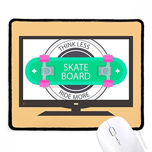 Le tapis de souris Skate Board
