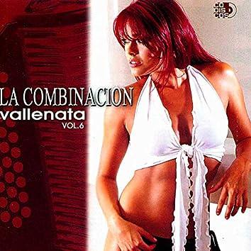 La Combinación Vallenata, Vol. 6