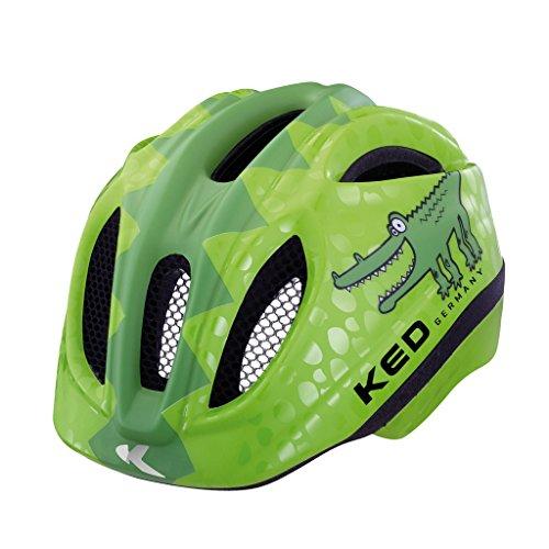 KED Meggy Trend Kopfumfang S 46-51 Green Croco