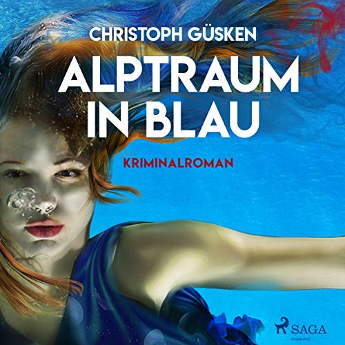 Alptraum in Blau audiobook cover art