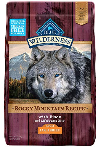 Blue Buffalo Wilderness Rocky Mountain Recipe...