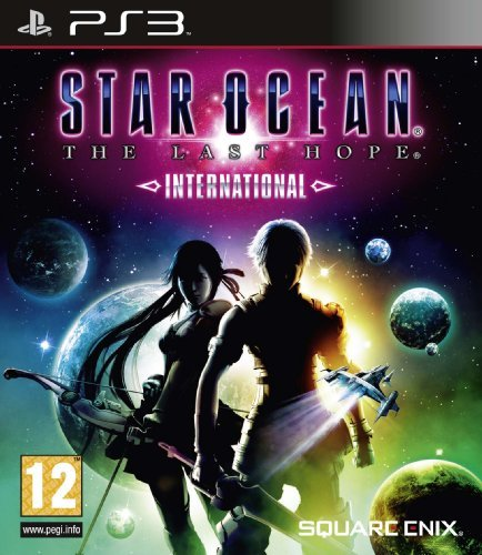 Star Ocean: The Last Hope International (PS3) by Square Enix