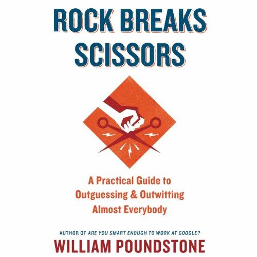 Rock Breaks Scissors audiobook cover art