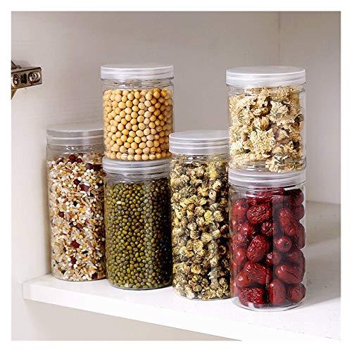 Keuken Opbergdoos Afdichting Voedsel Behoud Plastic Verse Pot Container Organizer Tools Opbergdoos Accessoires (Grootte…