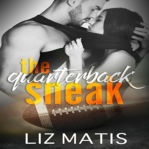 The Quarterback Sneak audiobook cover art