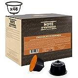 Note D'Espresso Orange Chocolate, Kapseln ausschließlich Kompatibel mit Nescafé* und *Dolce Gusto* Kapselmaschinen 14g x 48 Kapseln