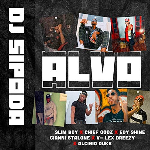 Slim Boy, Gianni Stalone, Chief Gooz, Edy Shine, V-Lex Breezy & Alcinio Duke