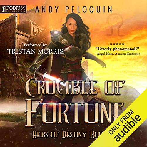 Crucible of Fortune cover art