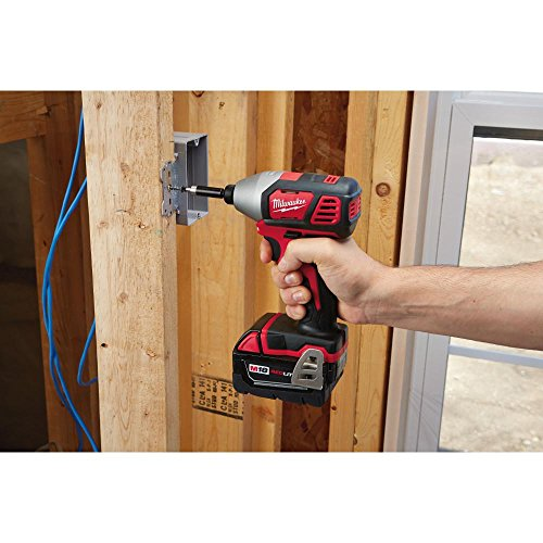 Milwaukee 2695-27S M18 Cordless Combo Tool Kit (7-Tool) with Two 3.0 Ah Batteries, Charger and Tool Bag