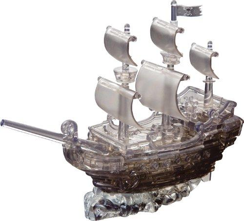 Crystal Puzzle - 6191106 - Puzzle 3D - Bateau Pirate