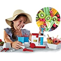 Studio Mercantile 23-Piece Kids Popsicle Making Station