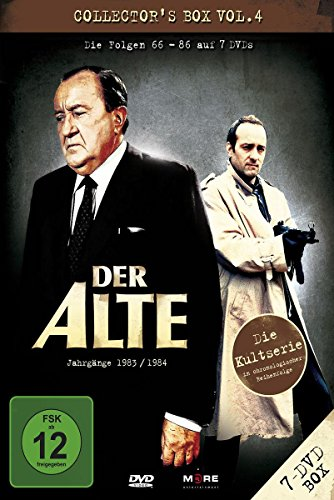 Der Alte - Collector's Box Vol. 04 (Folgen 66-86) [7 DVDs]