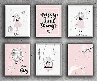 Murwall For Girls Unframed Wall Print - 8