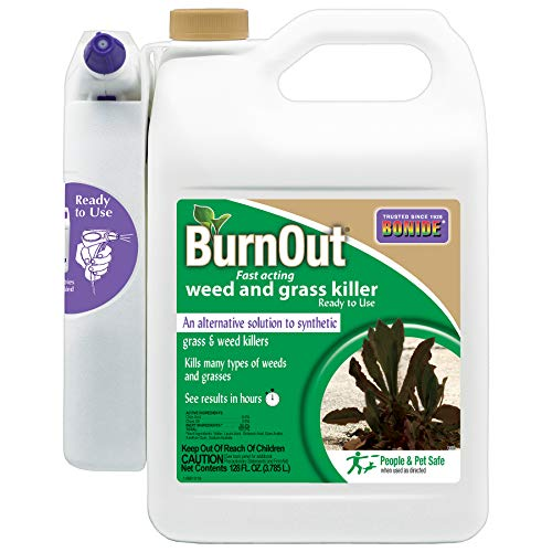 Bonide 7493 Burnout Weed & Grass Killer, White