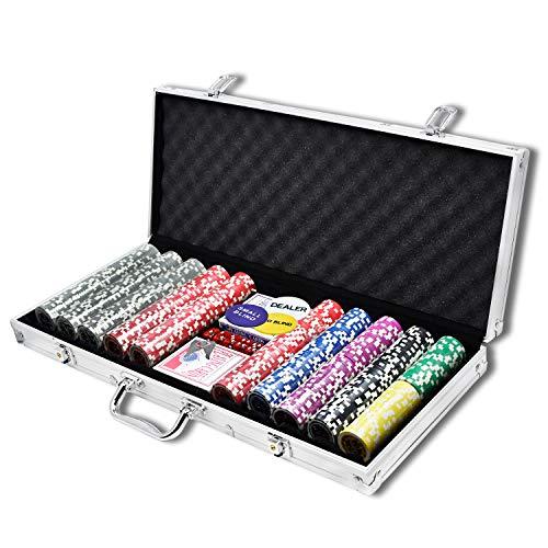 Aufun -   Pokerset mit 500