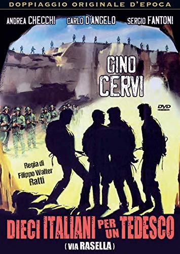 CERVI,CHECCHI,D'ANGELO - DIECI ITALIANI PER UN TEDESCO (1962) (1 DVD)