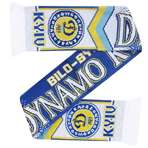 Dynamo Schal für Fußballfans (100% Acryl)