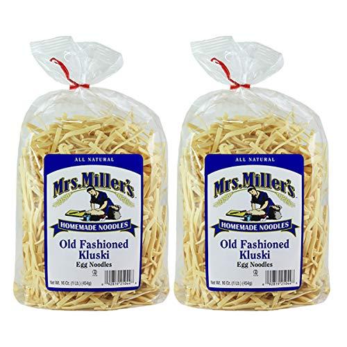 Amish Egg Noodles