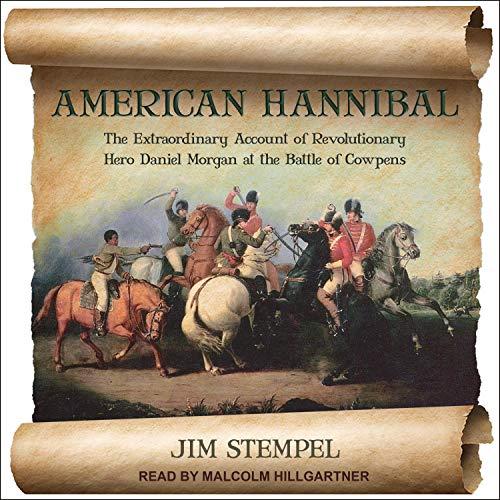 『American Hannibal』のカバーアート