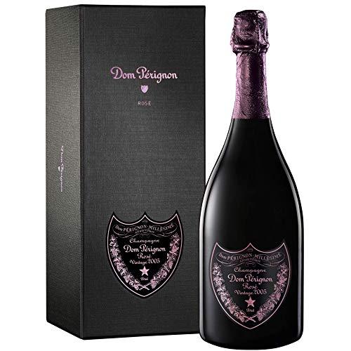Dom Pérignon Rosé Vintage 2004 mit Geschenkverpackung Roséchampagner (1 x 0.75 l)