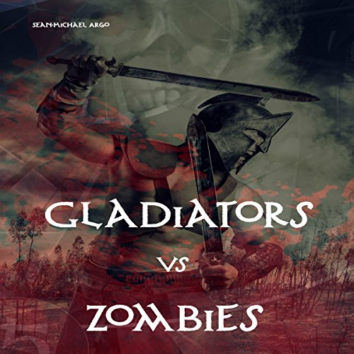Gladiators vs Zombies cover art