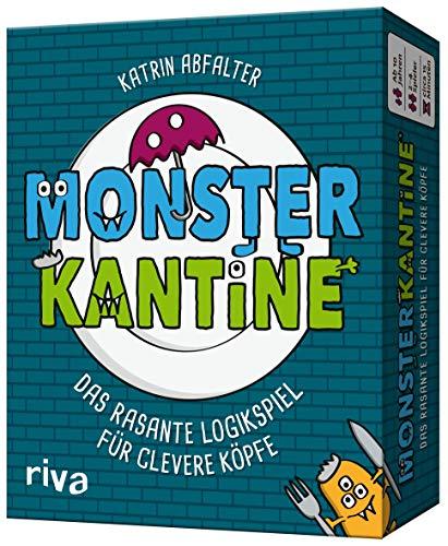 Monsterkantine: Das rasante Logikspiel für clevere Köpfe