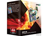 AMD A8-3870K APU with AMD Radeon 6550 HD Graphics...