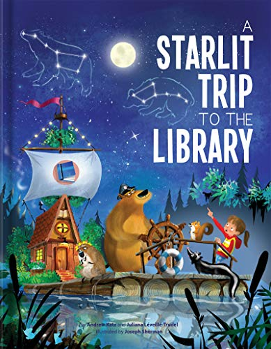 A Starlit Trip to the Libraryの詳細を見る