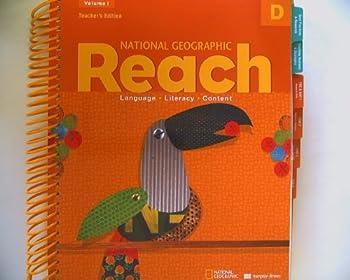 Spiral-bound National Geographic Reach, Volume 1 Level D Teacher's Edition Isbn 9780736274432 2011 Book