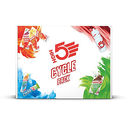 HIGH5 Cycle Pack Containing Our Best Selling Cycling Energy Hydration & Recovery Products