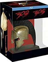300 / 300: Rise of an Empire Collection - 3-Disc Box Set & Spartan Helmet Resin Statue ( Three Hundred / Three Hundred: Rise of an Empire ) (3D & 2D) [ Blu-Ray, Reg.A/B/C Import - Spain ]