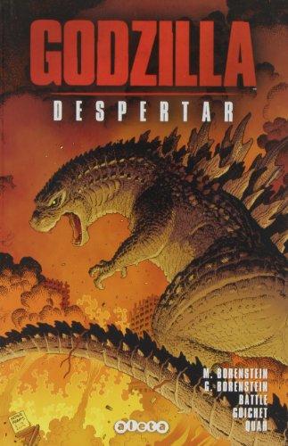 Godzilla: Despertar (Colección Alerta)