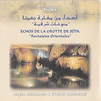 Echos de la grotte de jeita