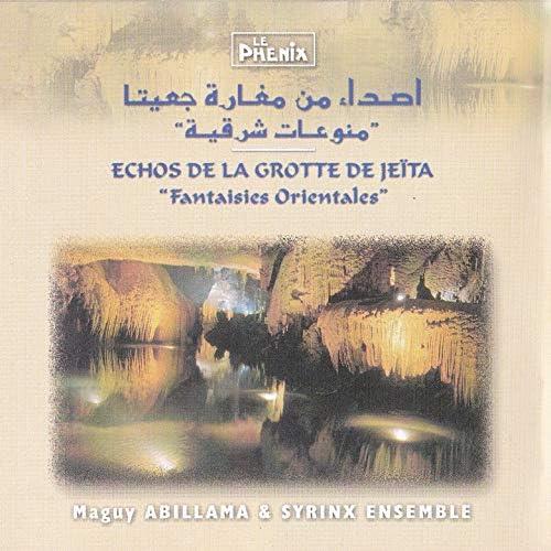 Maguy Abillama, Syrinx Ensemble