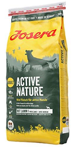 bester Test von josera ente kartoffel Josera Dog Exclusive Active Nature 15 kg