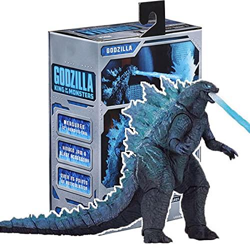 KOIJWWF Multi Version Godzilla VS Kong 18cm PVC Dekoration Original Actionfigur Sammlerstück Sammlerstück Spielzeug Kinder Geschenk,B