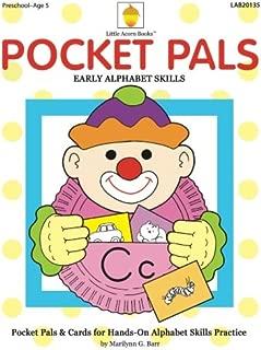 Pocket Pals: Hands-on Alphabet Skills