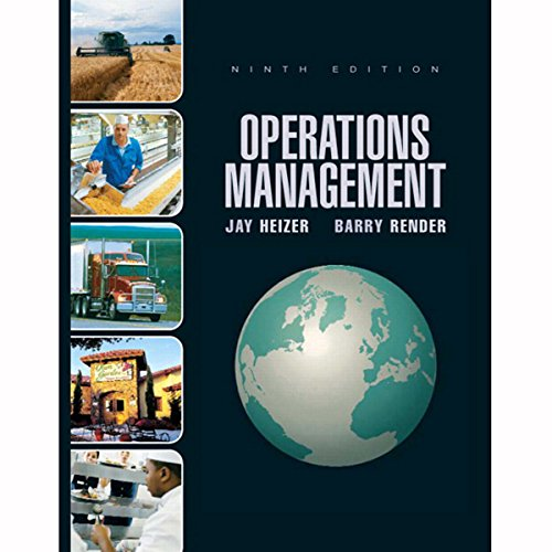 VangoNotes for Operations Management, 9/e cover art