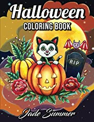 Best Halloween And Fall Coloring Books For Adults