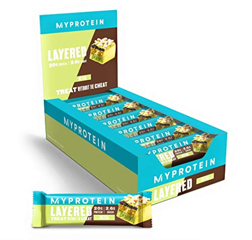 MyProtein Layered Bars - Matcha