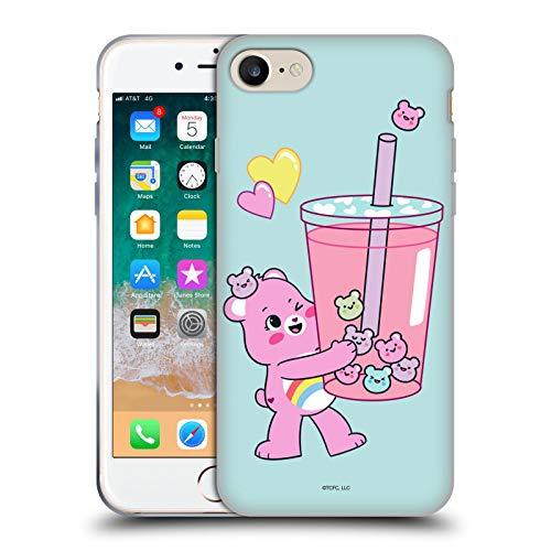 Head Case Designs Licenciado Oficialmente Care Bears Cheer Drink Sweet and Savory Carcasa de Gel de Silicona Compatible con Apple iPhone 7 / iPhone 8 / iPhone SE 2020