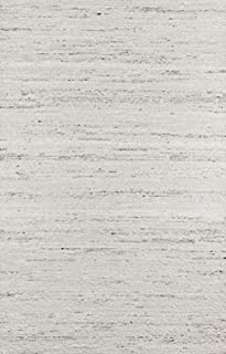 "Erin Gates by Momeni Richmond Collins Ivory Hand Woven Wool Area Rug 8'6"" X 11'6"" (B07B33M9K6) 
