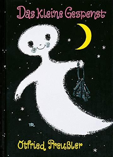 Das kleine Gespenst: | gebundene Ausgabe schwarz-weiß illustriert, ab 6 Jahren