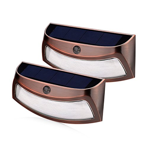 Solar Step Lights Outdoor xtf2015