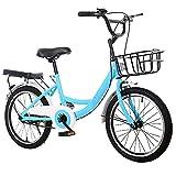 Bicicletta per bambini, 20 pollici, per bambini, 7 marce, City Bike