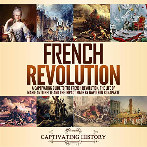 French Revolution audiobook cover art